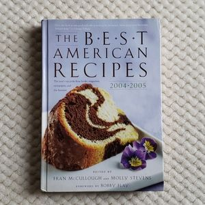 The Best American Recipes 2004/2005